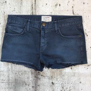 Current Elliott the boyfriend shorts